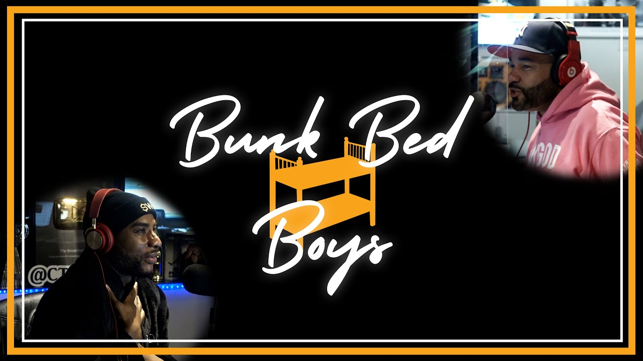 Bunk Bed Boys Radio: RaaShaun & Lenard Dim The Lights And Play Sensual Slow Jamz
