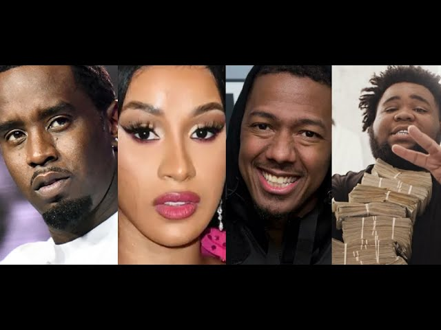 Cardi B RESPONDS Allegations over Taking 'UP' Song, Diddy Take Sean Jean Court, Rod Wave Makes Peace