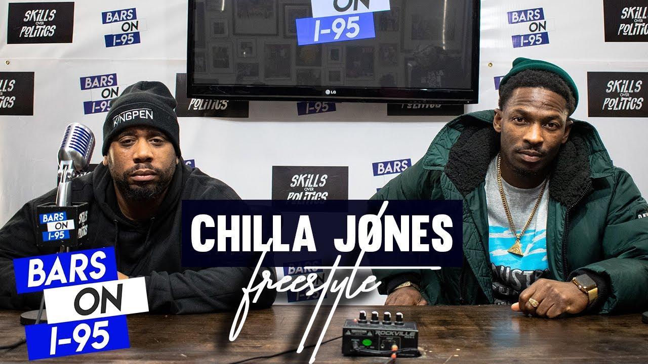 Chilla Jones Bars On I-95 Freestyle (CHAMPION)