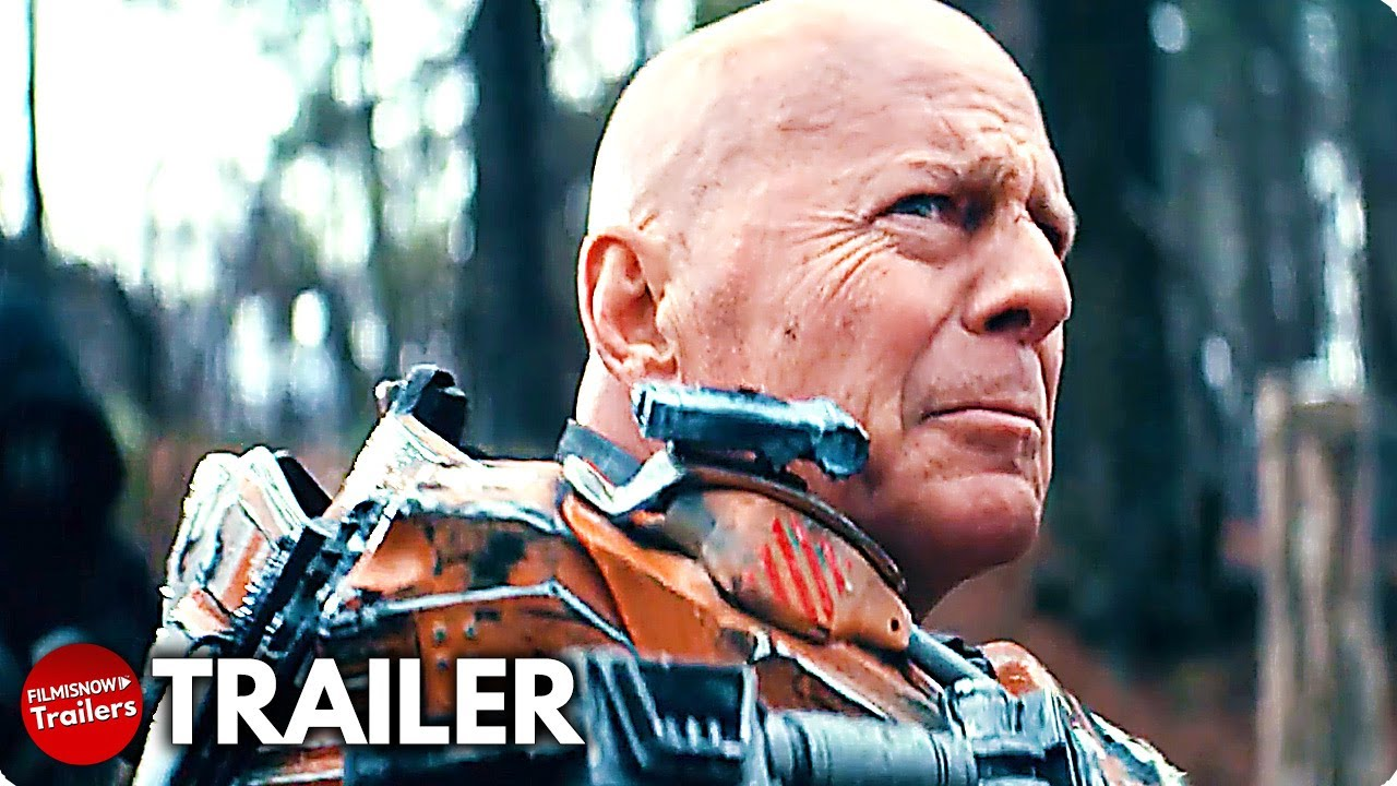 COSMIC SIN (2021) Trailer | Bruce Willis Sci-Fi Action Movie