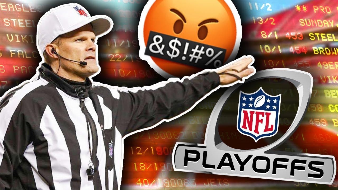 Did We Witness The MOST FIXED Game Of The NFL Playoffs EVER???