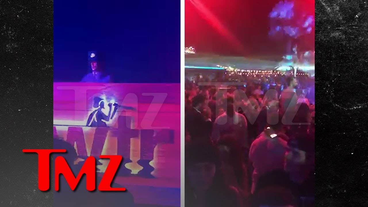 Diplo Plays Morgan Wallen Song 'Heartless' and the Crowd Loved It | TMZ