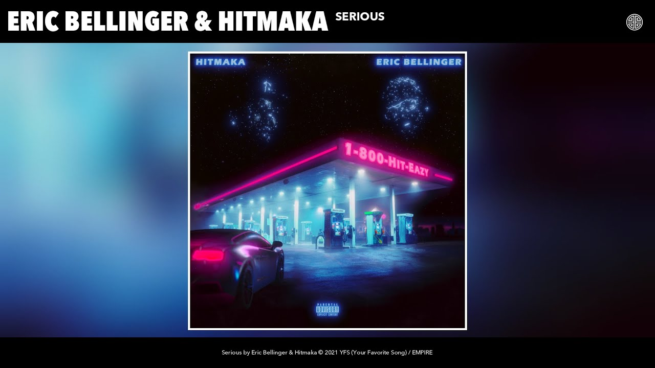 Eric Bellinger & Hitmaka - Serious (Audio)