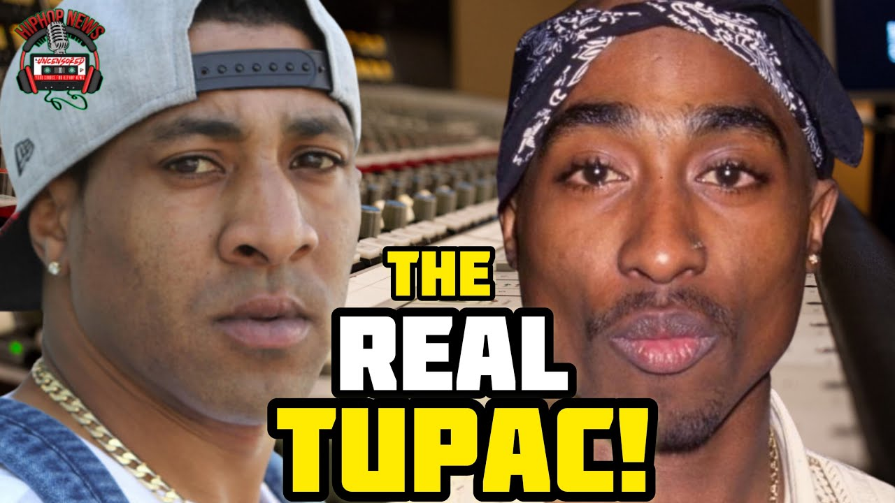 Former 2Pac Outlaw Just Revealed The Unthinkable About Tupac Shakur!