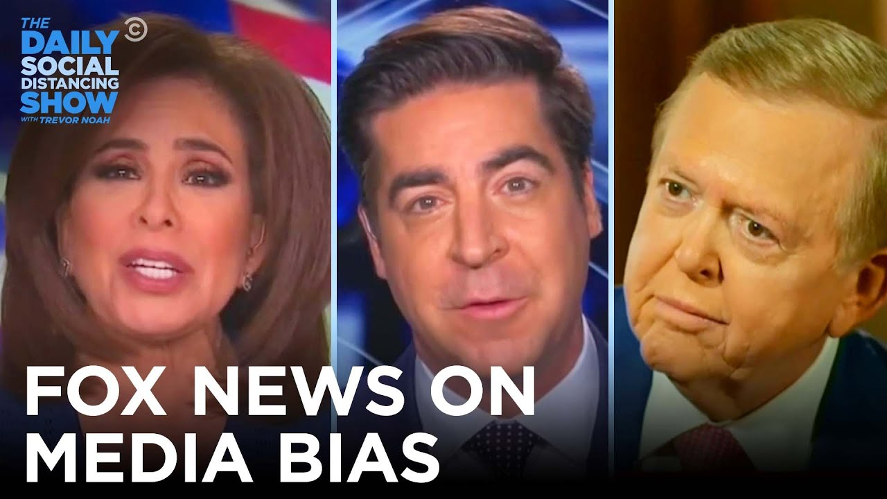 Fox News on Media Bias: Then and Now | The Daily Social Distancing Show