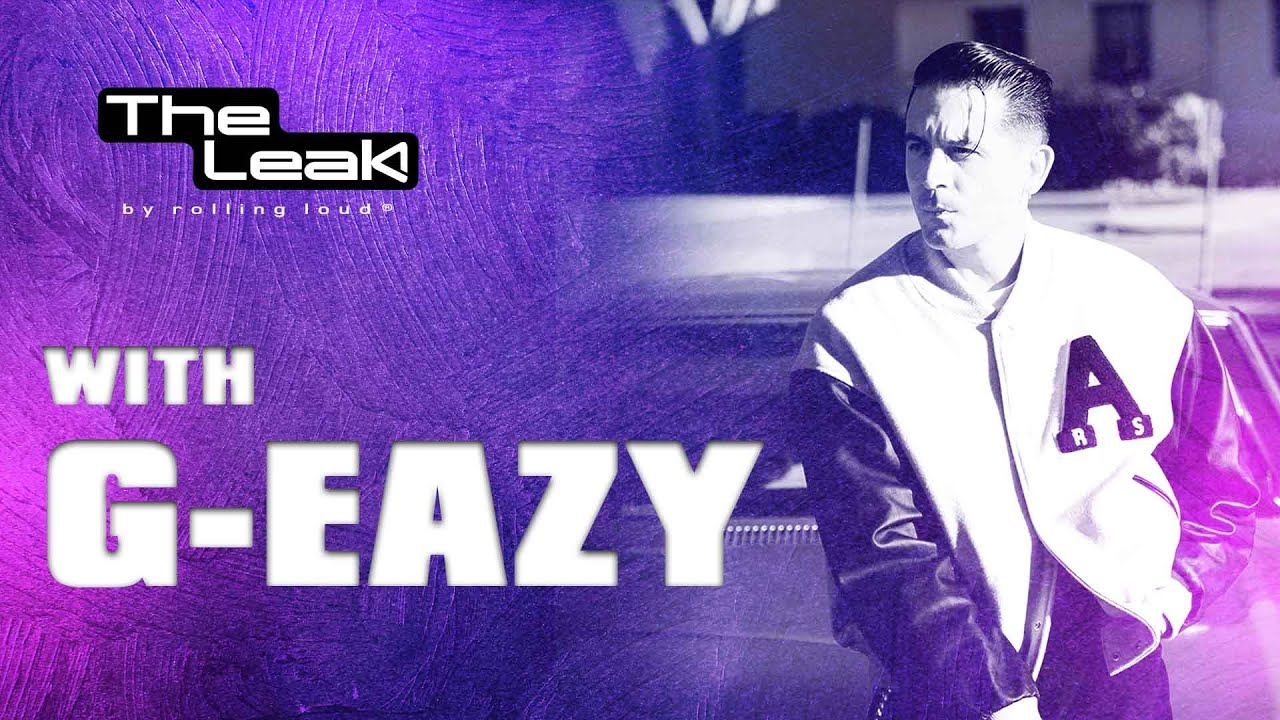 G-Eazy on missing a show with Drake to finish college early in his career & more | The Leak (Pt 2)