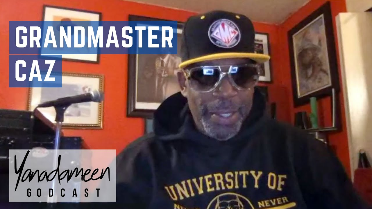 Grandmaster Caz: Joining Cold Crush Brothers After The Casanova Crew