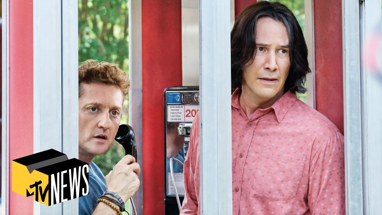 How 'Bill & Ted Face the Music' Came to Life w/ Keanu Reeves & Alex Winter   MTV News