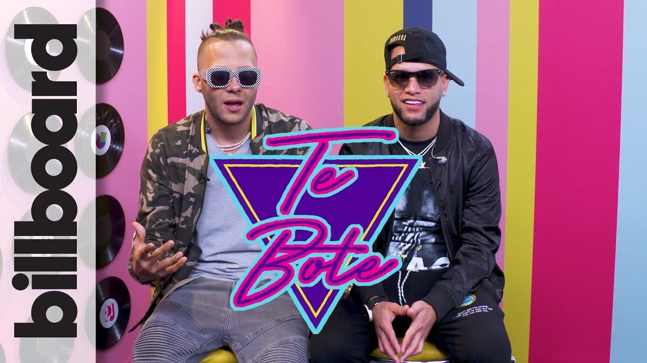 How Nio Garcia & Casper Magico Created 'Te Bote' | Billboard | How It Went Down