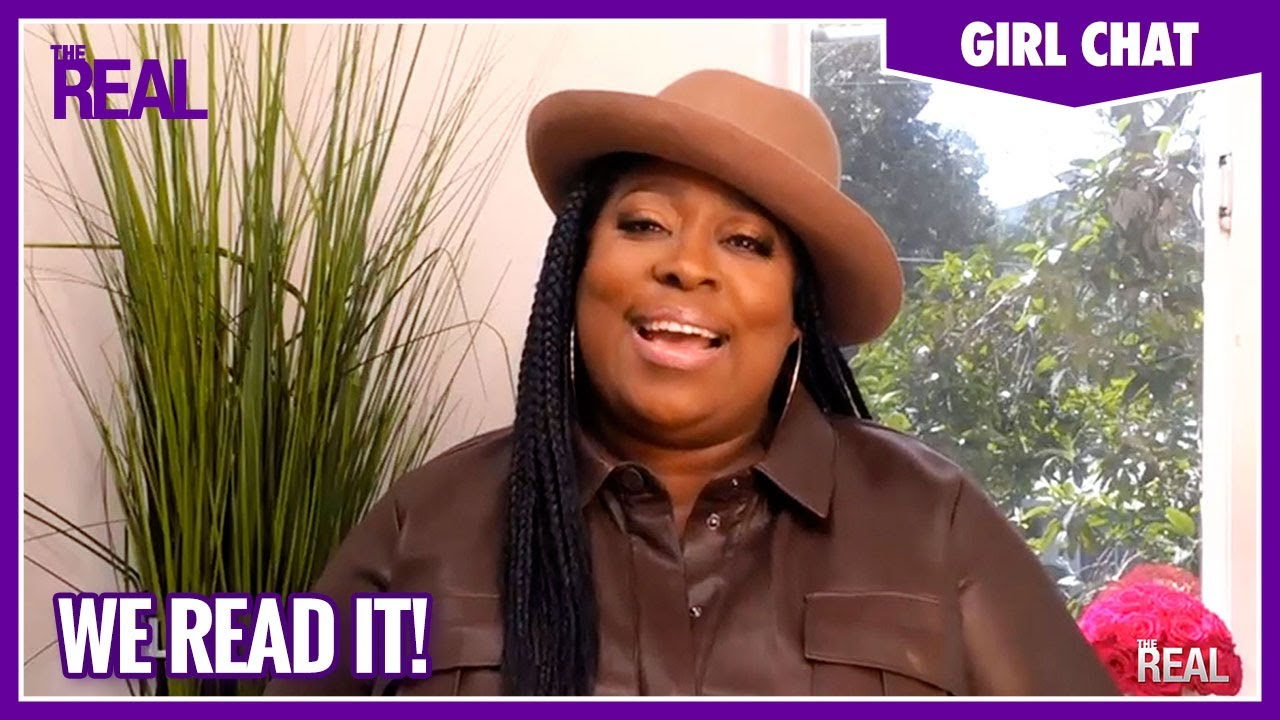 "How Well Does Loni Remember Her Own Words? We Play ""We Read It!"""
