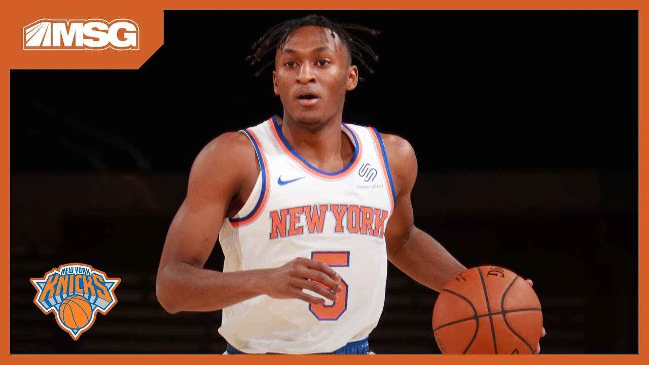 Immanuel Quickley, Austin Rivers Spark Knicks' Wild Comeback Win Over Hawks | New York Knicks