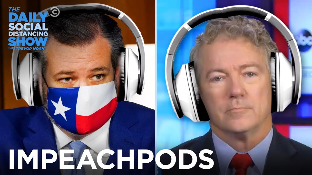 ImpeachPods | The Daily Social Distancing Show