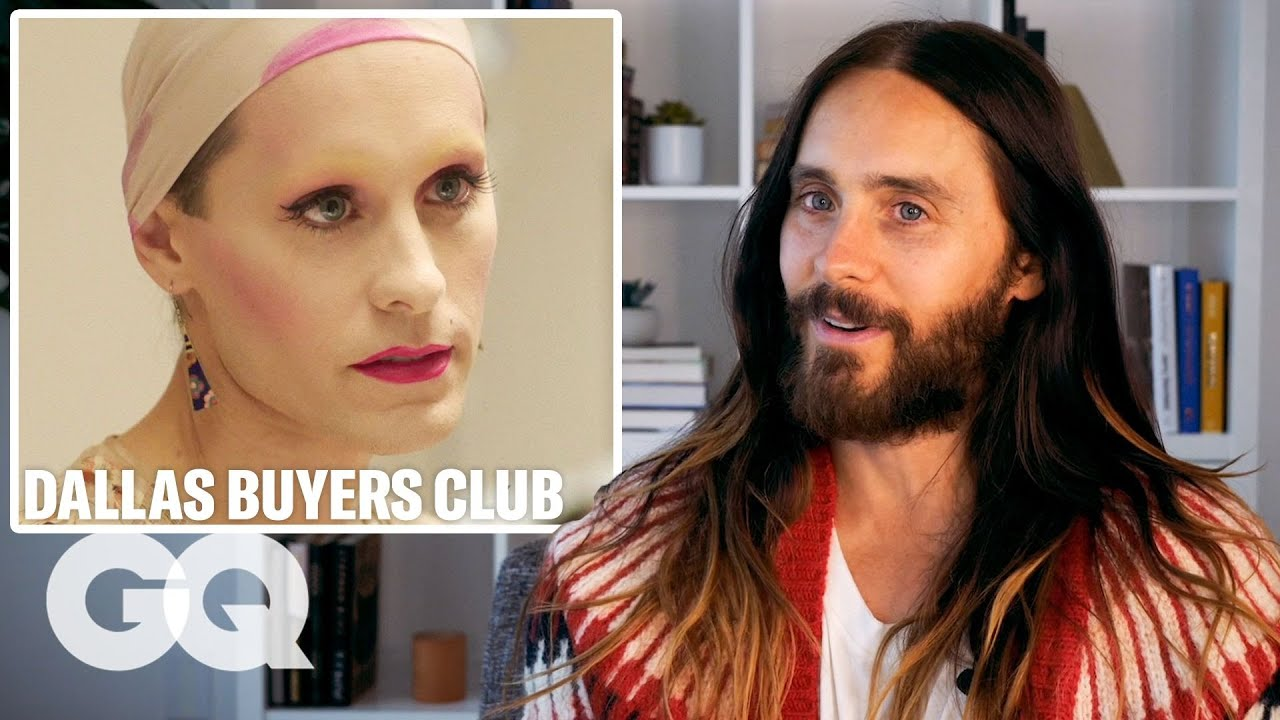 Jared Leto Breaks Down His Most Iconic Characters | GQ