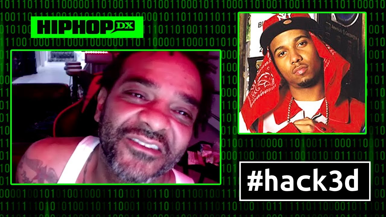 Jim Jones & Cam'ron Wouldn't Let Teenage Juelz Santana Party Until He Finished Rap Homework | HACK3D
