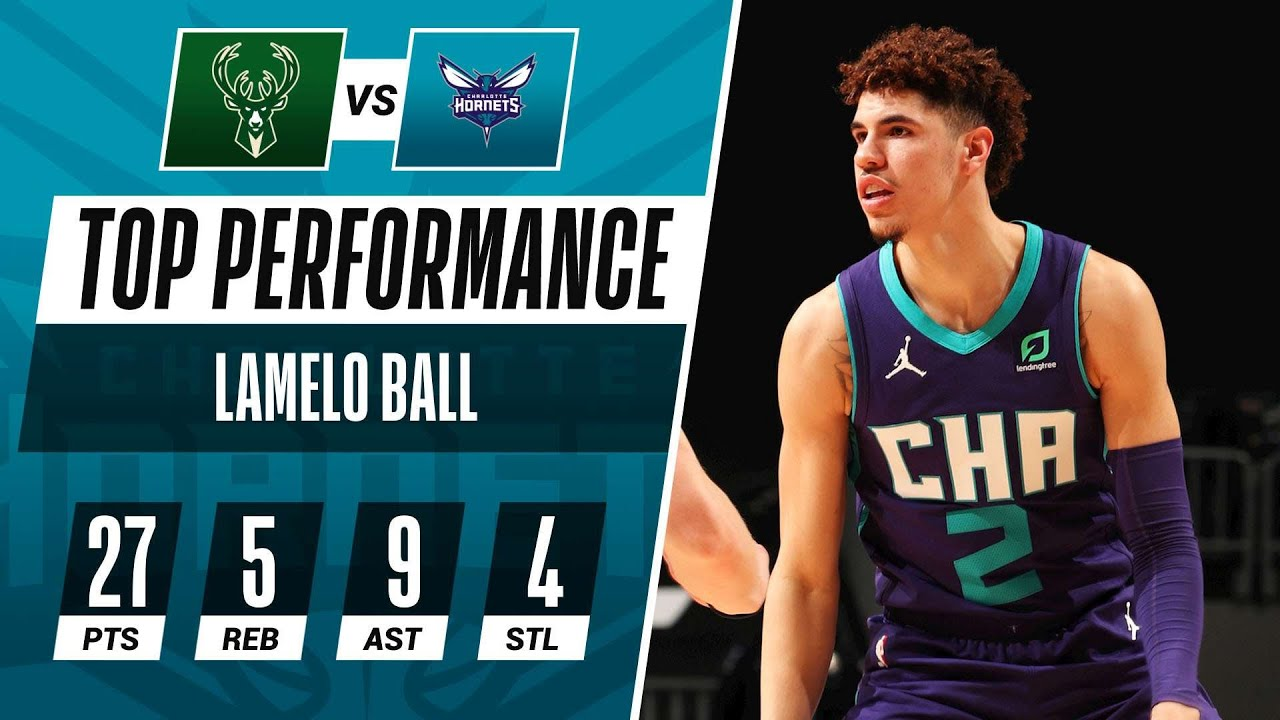 LaMelo Ball Dazzles With Career-High 27 PTS In Win 🙌