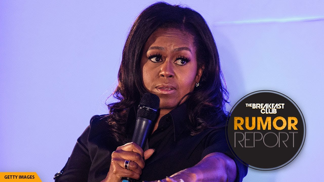 Michelle Obama Speaks On How Police Handled Capitol Hill Protests