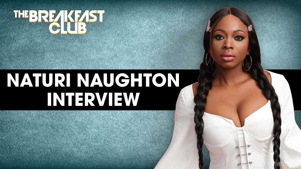 Naturi Naughton Talks Engagement, Career Evolution, Dropping New Music + More