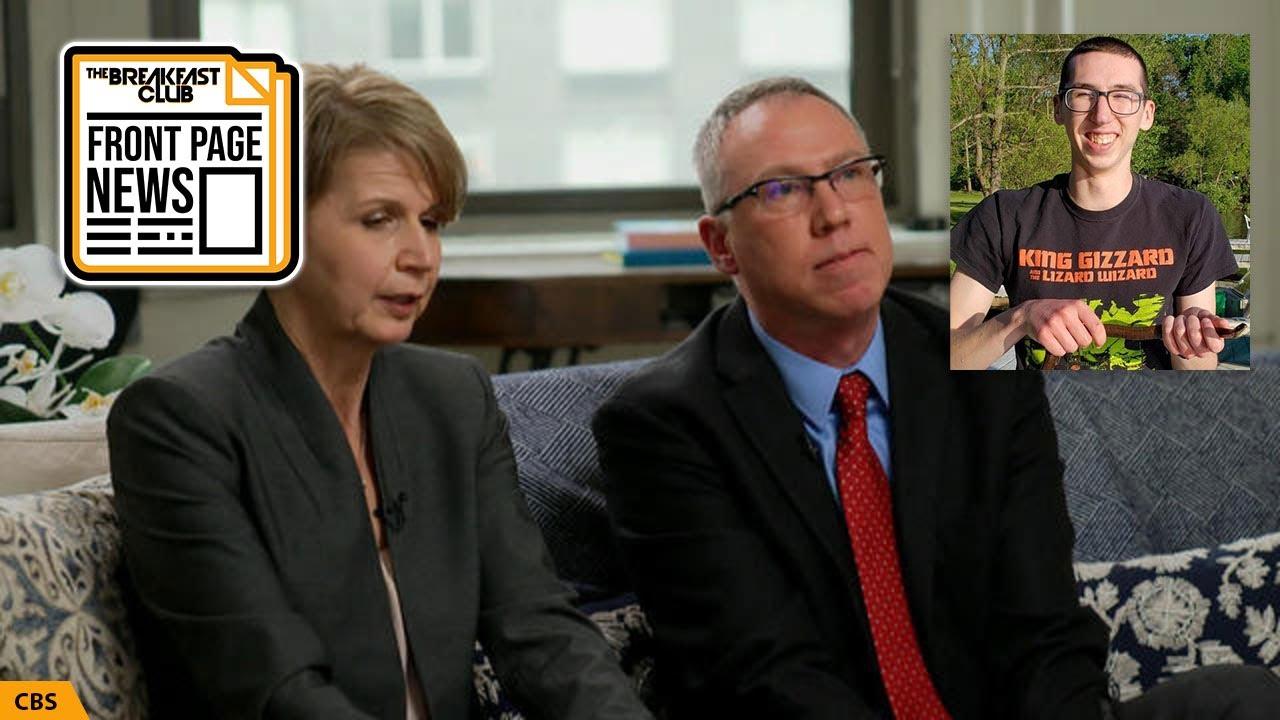 Parents Sue Robinhood After Son Commits Suicide Believing He Owed $730K