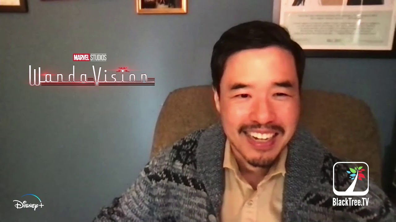 Randall Park on Wandavision and how roles have changed for Asian Actors in this age of Hollywood