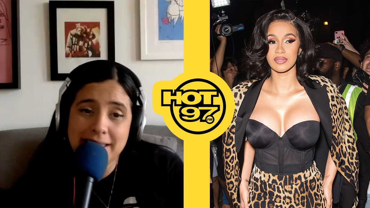 Reactions After Cardi B Accidentally Posts Topless Nude On IG