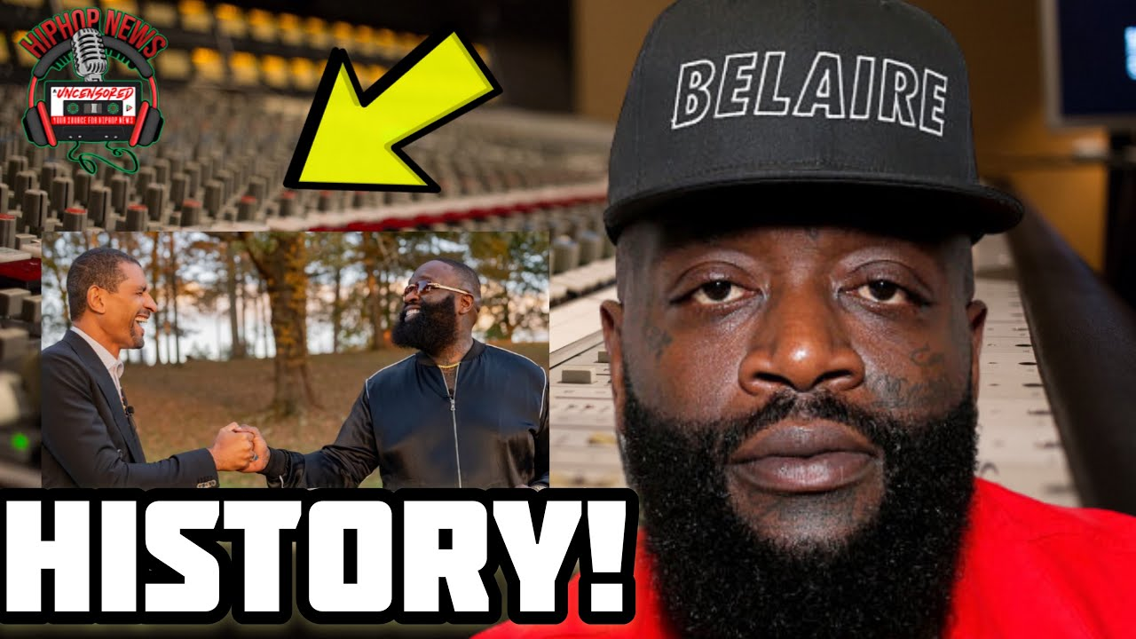 Rick Ross Just Made History With This Announcement!