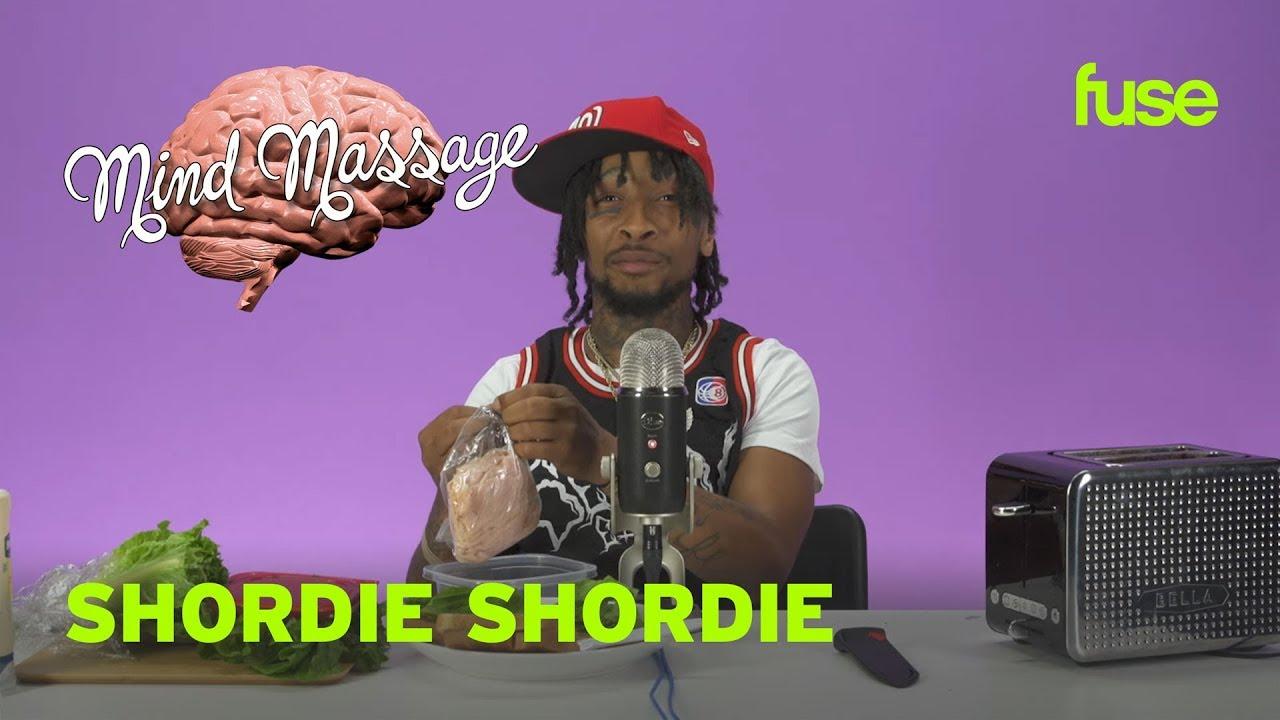 Shordie Shordie Does ASMR, Makes A Sandwich, Talks Female Trap Music | Mind Massage | Fuse