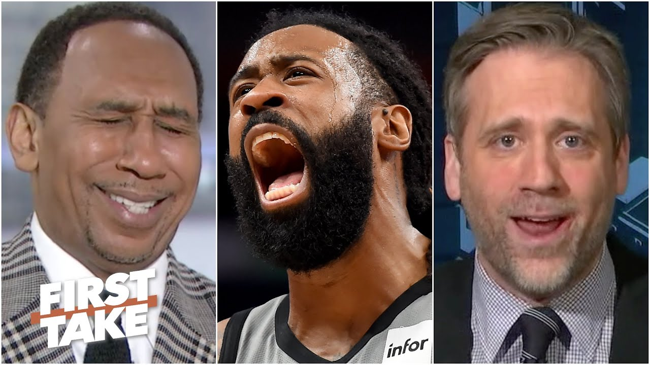 Stephen A. wasn't ready for Max's DeAndre Jordan hot take | First Take