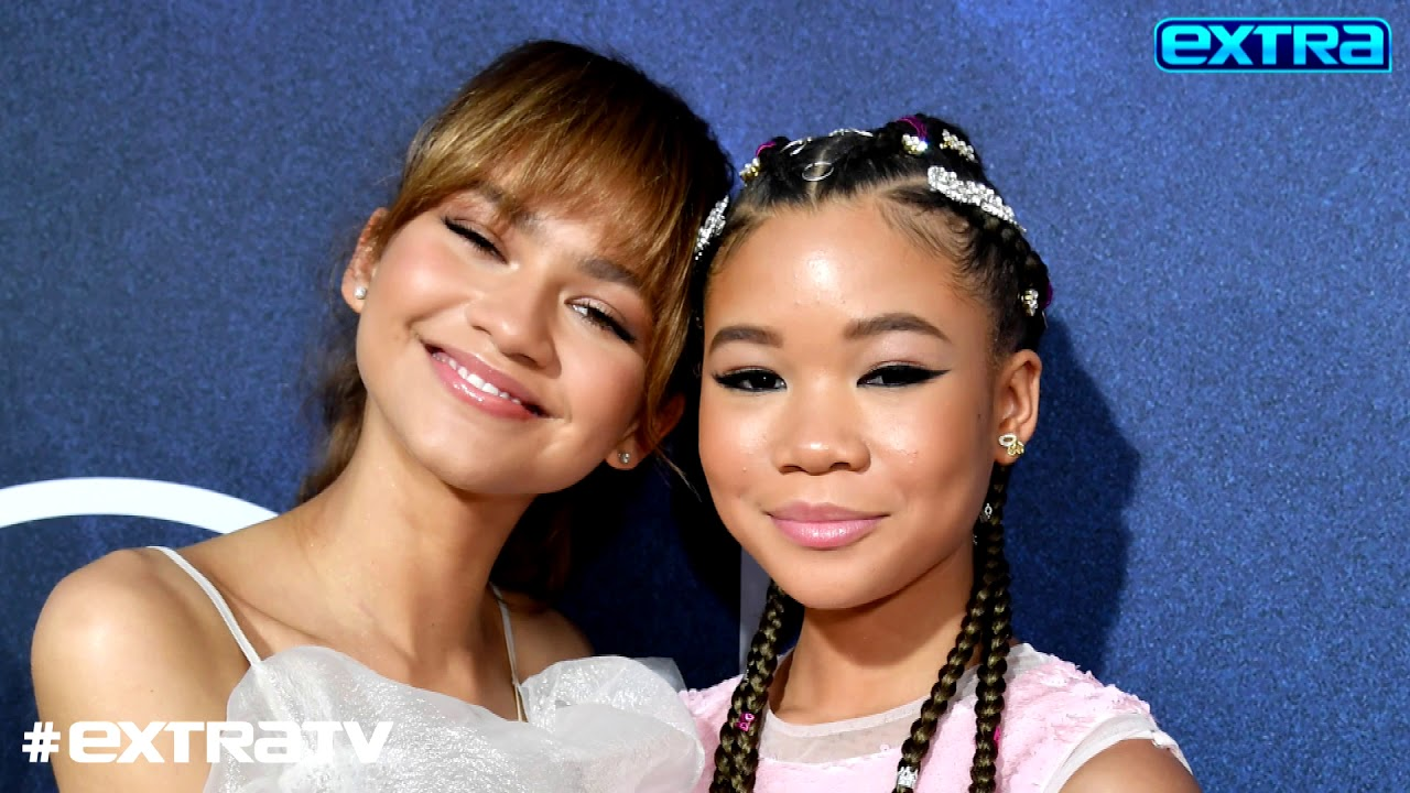 Storm Reid Dishes on 'Euphoria,' 'Suicide Squad,' and 'Chop It Up'