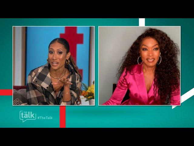 The Talk - Angela Bassett 'absolutely' Up For Role in 'Waiting to Exhale' Series