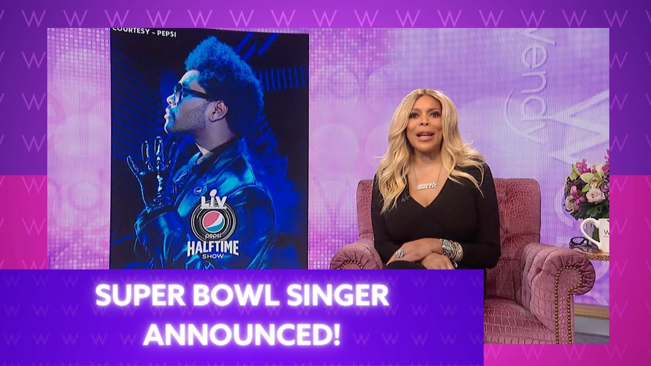 #TheWeeknd Headlining the Super Bowl Halftime Show