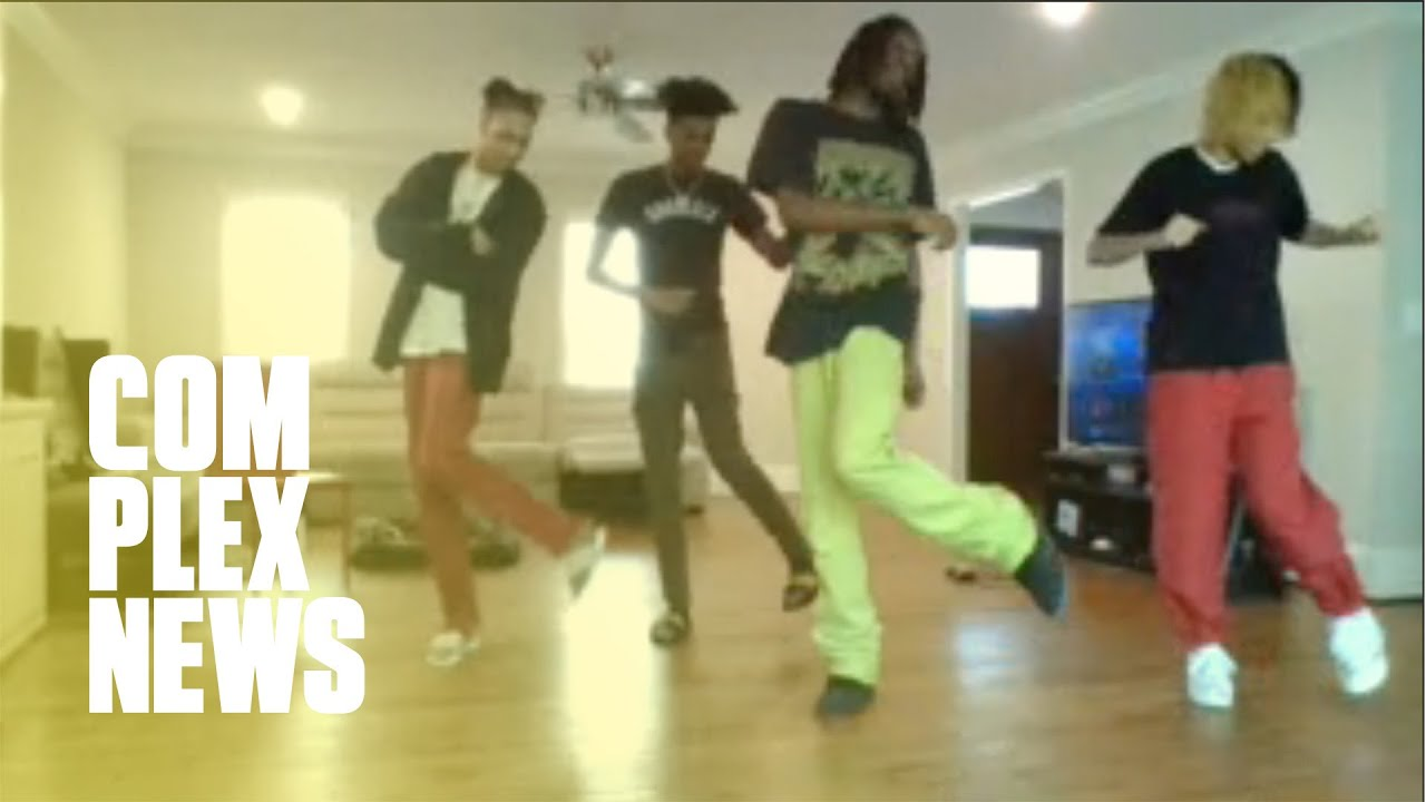 "Toosie Gives ""Toosie Slide"" Dance Tutorial, Talks Going Viral With Drake"