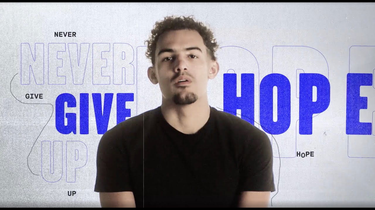 Trae Young's Uplifting Message To Underdogs | SINCERELY YOURS