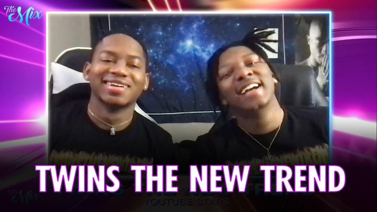 TwinsTheNewTrend on SNL and Going Viral FULL Interview | The Mix