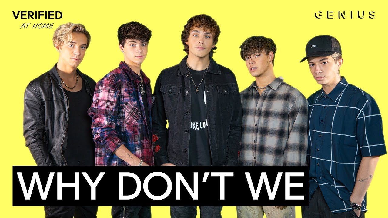 """Why Don't We """"Fallin' (Adrenaline)"""" Official Lyrics & Meaning 