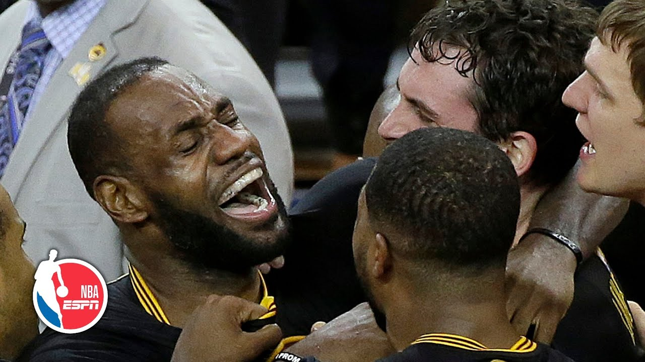 2016 NBA Finals Game 7: The best late moments of the Cavs' win | NBA Throwback Highlights