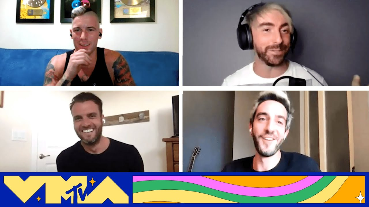 All Time Low Reflect on 15 Years Together | 2020 MTV VMAs