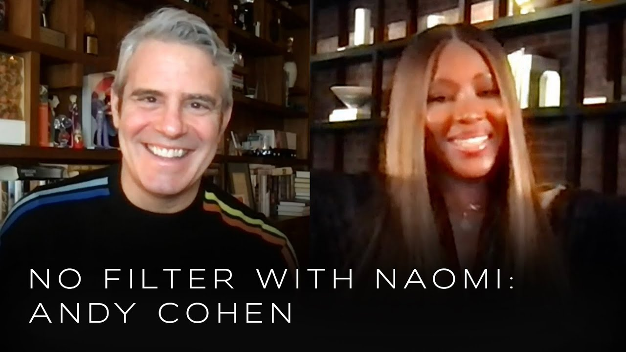 Andy Cohen on Real Housewives, Meghan Markle, and Being a Dad | No Filter with Naomi
