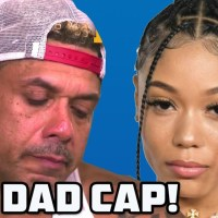 Benzino Daughter Exposes Him For Being Fake...We Was Actually Broke!!!!