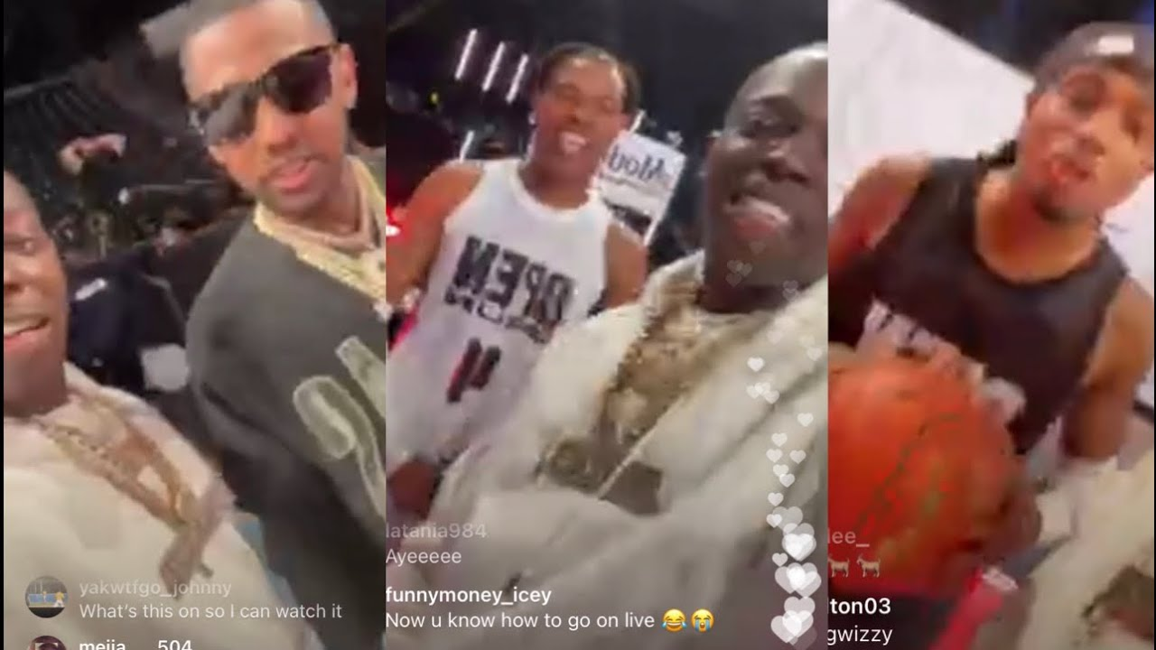 Bobby Shmurda Interviews Lil Baby Fabolous Quavo Jack Harlow Before 2 On 2 Game
