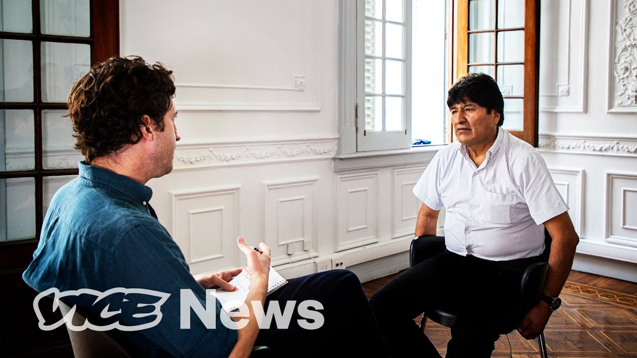 Bolivia's Evo Morales Has Not Given Up on Returning to Power