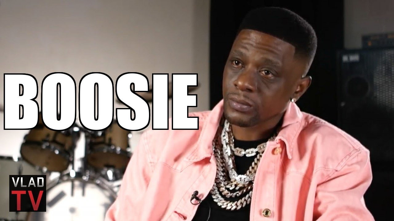 """Boosie on Lil Wayne Playing """"Chess"""" for Trump Pardon, Calls Harry-O a Rat for J Prince Beef (Part 3)"""