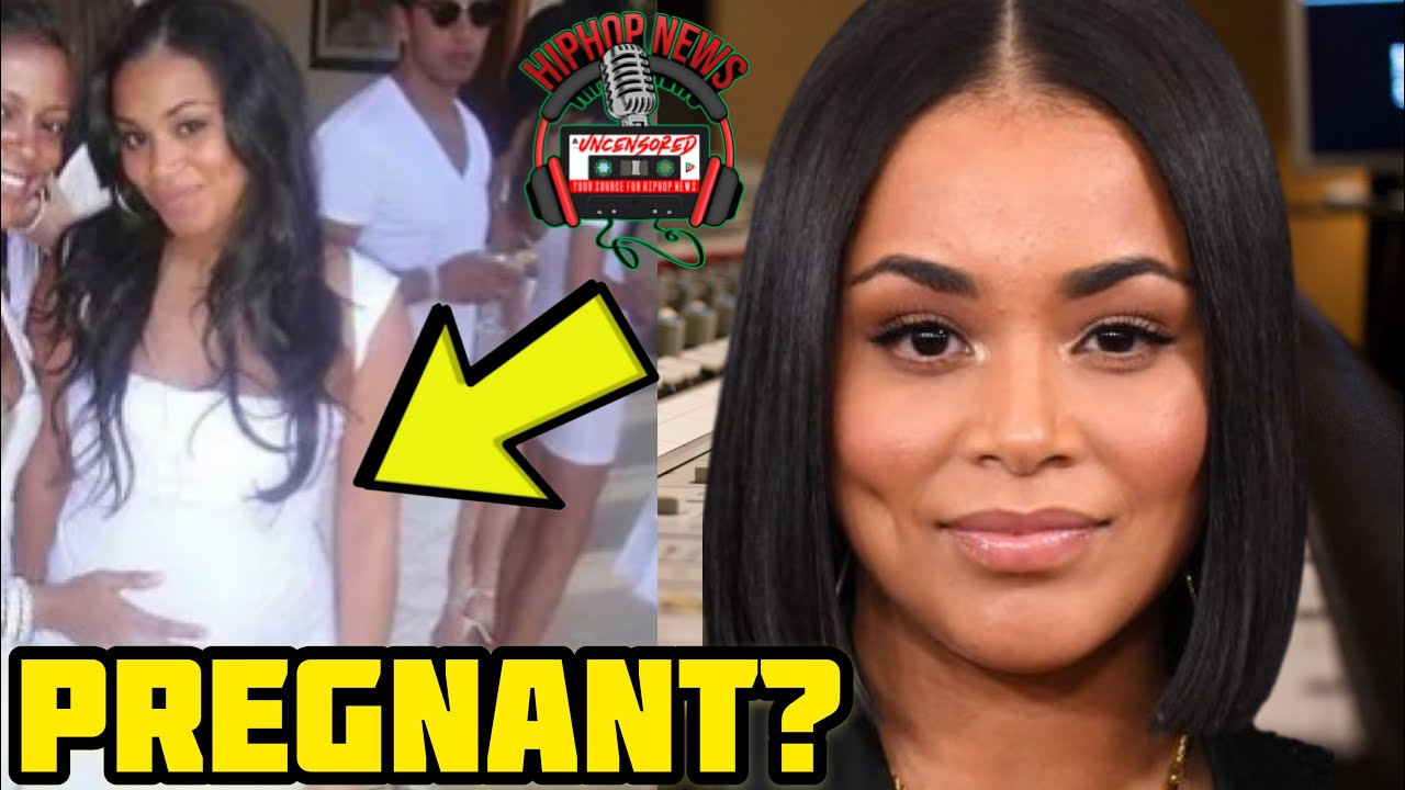 BREAKING: LA News Paper Says Lauren London is Pregnant?