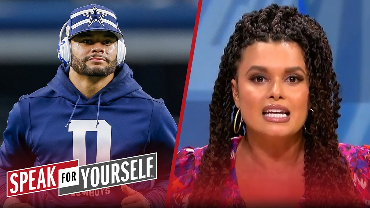 Dak has all the leverage in his contract negotiations — Joy Taylor   NFL   SPEAK FOR YOURSELF