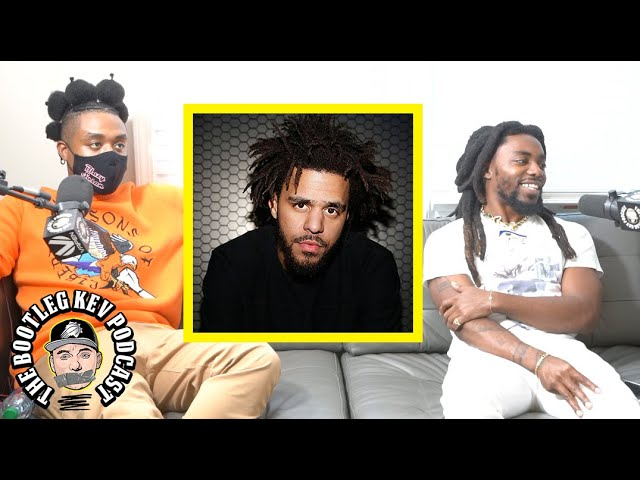 EarthGang on how them and J.I.D. got signed to Dreamville with J. Cole (The Bootleg Kev Podcast)