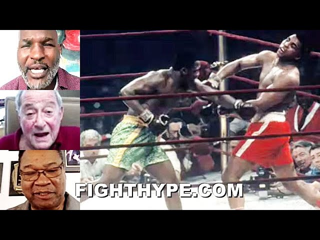 """FIGHT OF THE CENTURY"" 