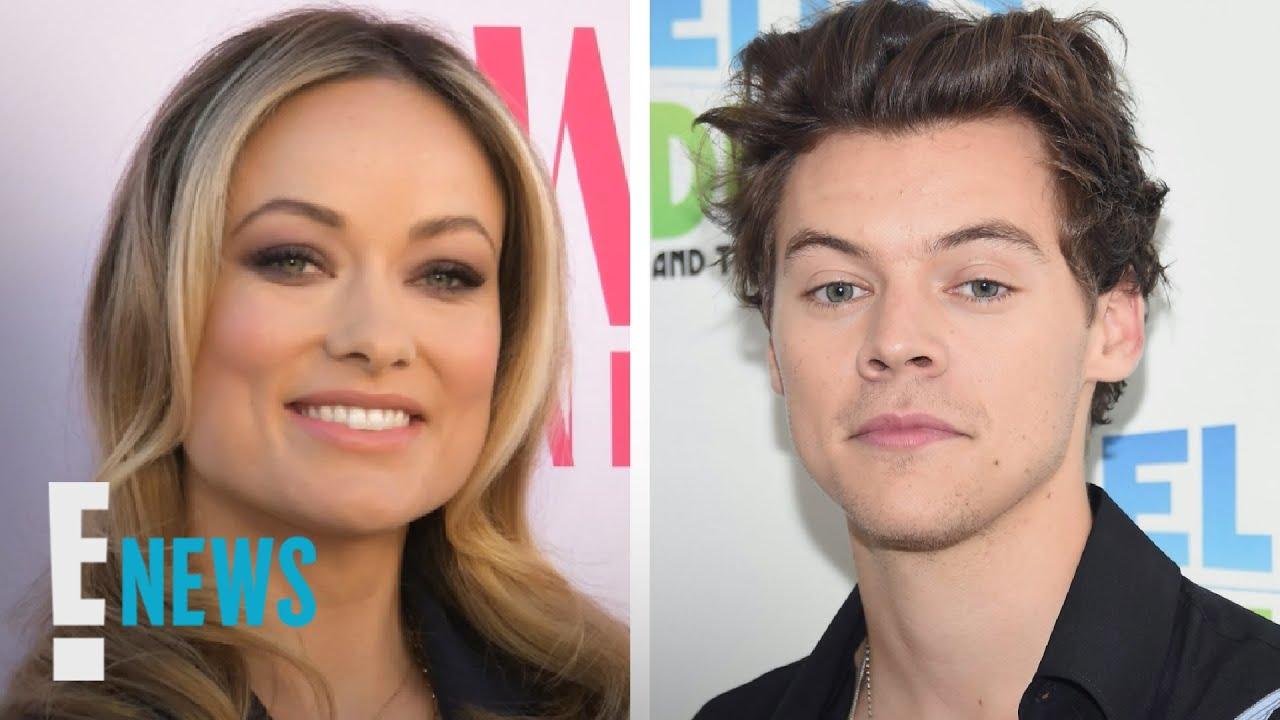 Harry Styles & Olivia Wilde's Relationship Timeline | E! News