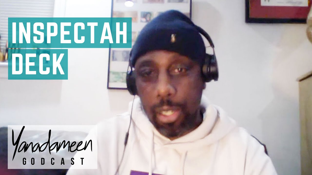"""Inspectah Deck: """"Wu Tang"""" Started As A Phrase To Describe Dope Stuff"""