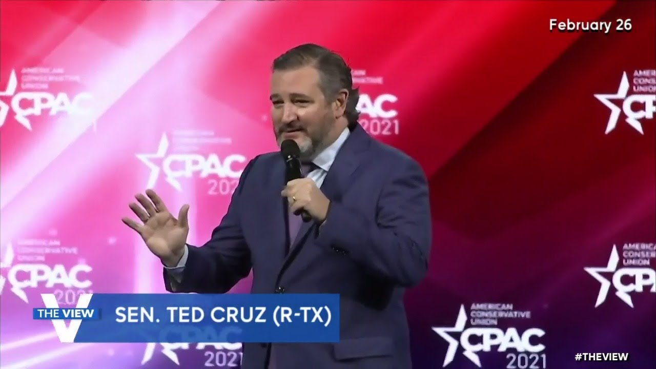 Is 2021 CPAC a Glimpse into Future of GOP?   The View