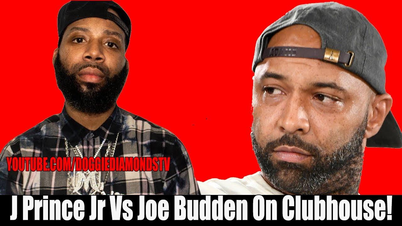J Prince Jr Vs Joe Budden On Clubhouse (J Prince Jr Was Wrong!)