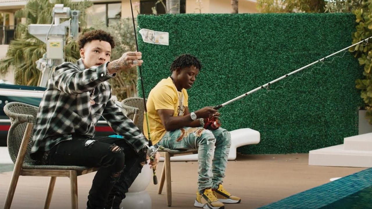 Jackboy - Enjoy Every Dolla (Official Video) (feat. Lil Mosey)